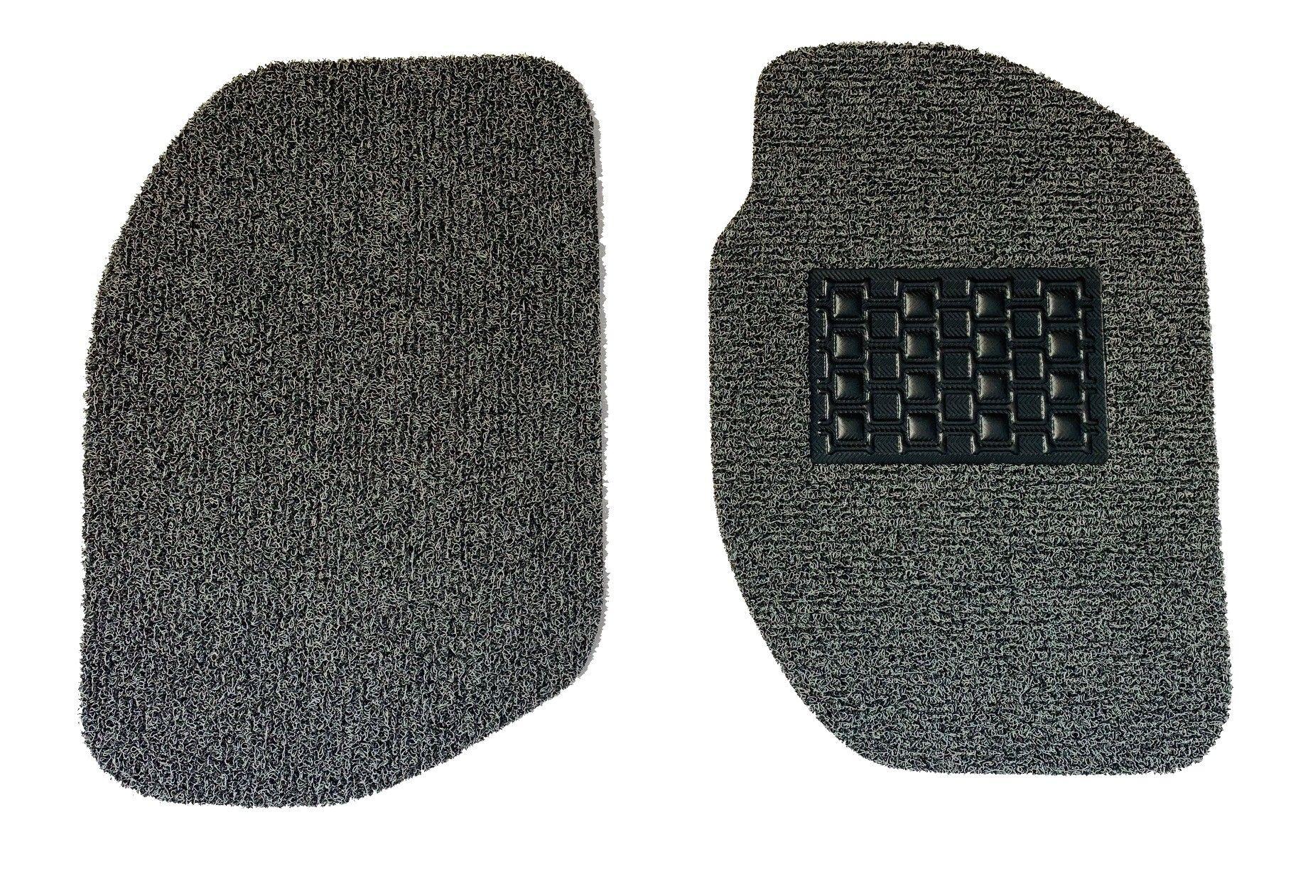 Paddock 'Weave' Mats - Freelander 1 - Front Pair - RHD