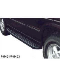 Quick Fit Side Steps - moulded rubber
