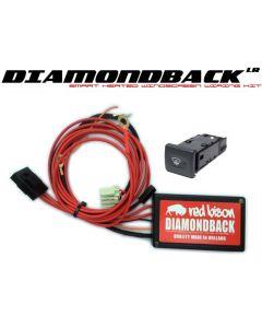 Diamondback Smart Heated Windscreen Wiring Kit with Genuine Switch