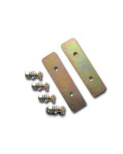 Heavy Duty Rear Spring Retention Plate 5mm (pair) - 90