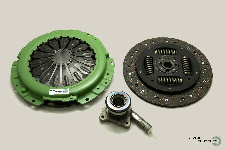 ROADspec TDCI Puma Clutch Kit