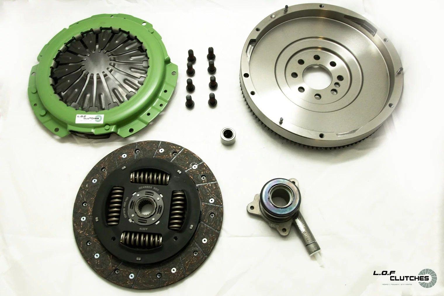 ROADspec TDCI Puma Clutch Kit Inc Flywheel