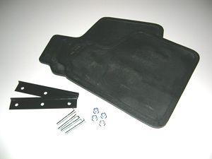 Front Mudflap Kit (pair) - Non Genuine