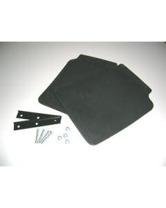 Rear Mudflap Kit (pair) - Non Genuine