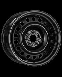 17 X 7.5 Black Steel Wheel - FREELANDER 2 - Tubeless
