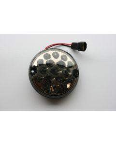 NAS Spec Round Smoked Reverse Lamp