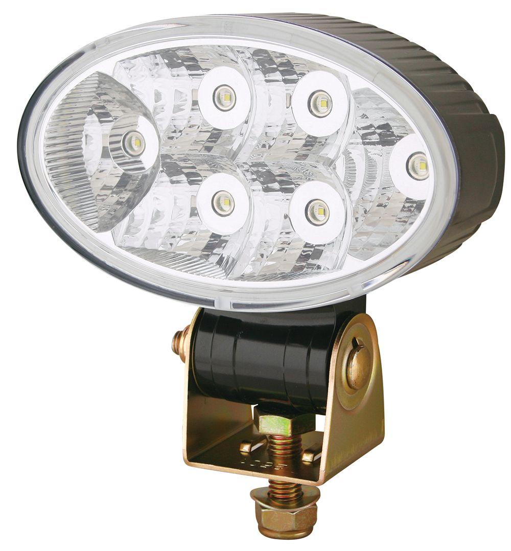Multi-voltage (9-33V) LED Premium Work Lamp
