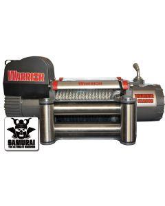 C12000 Warrior S12000 Samurai 12000lb 12v Electric Winch