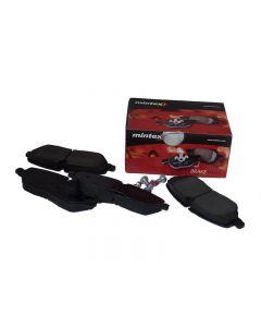 Front Brake Pads, Axle Set - Mintex