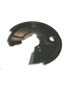 Rear disc mudshield - RH