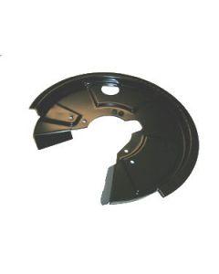 Rear disc mudshield - LH