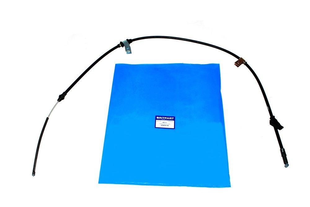 Handbrake Cable - RH from 1A000001