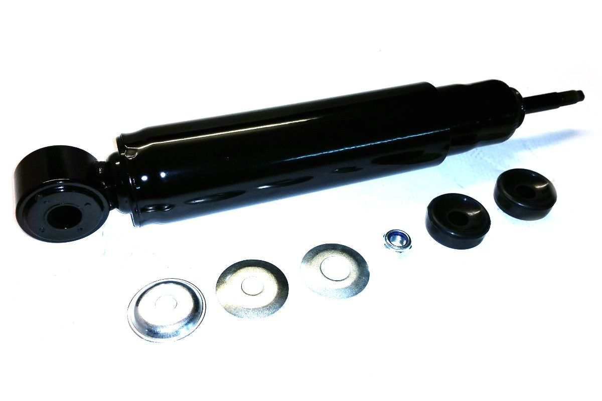 Shock Absorber - rear - with bushes - electronic air suspension - Britpart