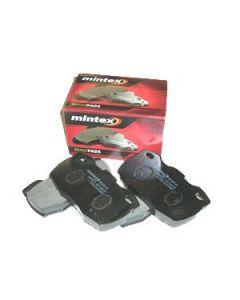 Brake pads-front- Mintex