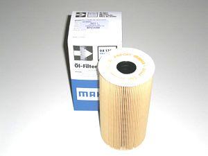 Oil Filter Element - 2.5 Diesel from eng. 33988348 (December 95)