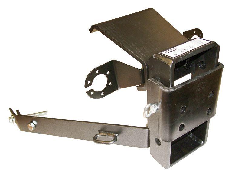Dixon Bate Adjustable Drop Plate Kit - air spring