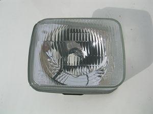 Headlamp RH - RHD to LA081991
