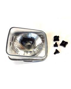 Headlamp LH - LHD to LA081991