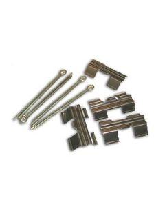 Brake retaining pad kit for STC9145, STC2950, STC9187