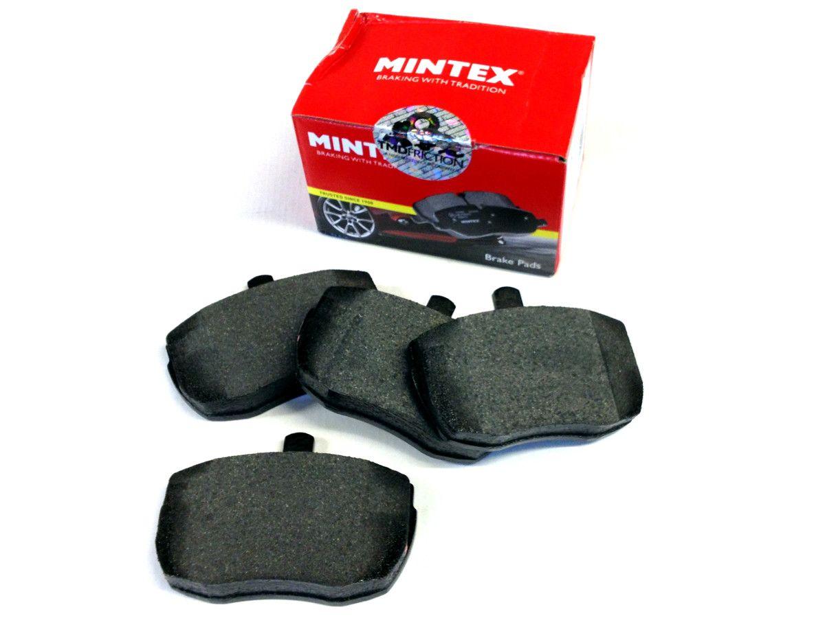 Brake pads - front - Mintex