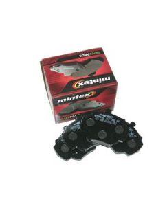 Rear brake pads - no sensor wires - Def 90, Disco 1, Range Rover Classic - Mintex