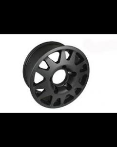 16 X 7 Satin Black Dakar Alloy Wheel