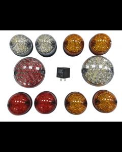 Tuff-Rok Defender Deluxe LED Lamp Upgrade Kit | Coloured