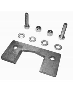 Tuff-Rok Discovery 3/4 & RRS Detachable/removable Towbar Security Plate