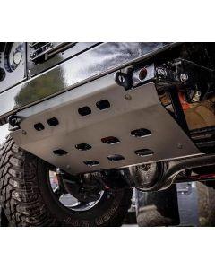 Tuff-Rok Defender 5mm Stainless Steel Steering Guard