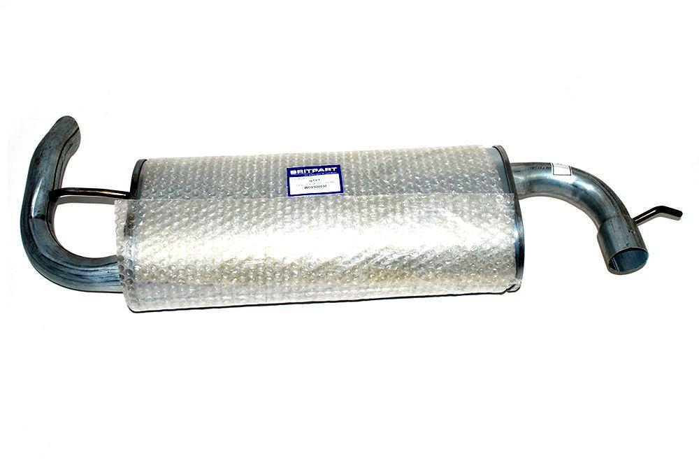 Tailpipe Assembly - 1.8 Petrol to YA999999