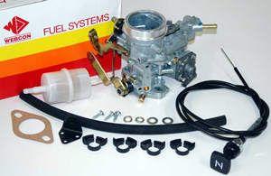 Weber Carburettor (34ICH)