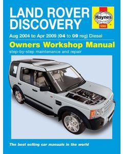 Haynes Discovery 3 Owners Workshop Manual