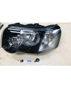 Headlamp Unit inc. Indicator RHD - CLEARANCE X294 - DAMAGED