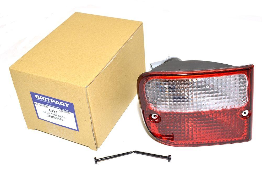 Rear Bumper Lamp - LH - from 4A000001
