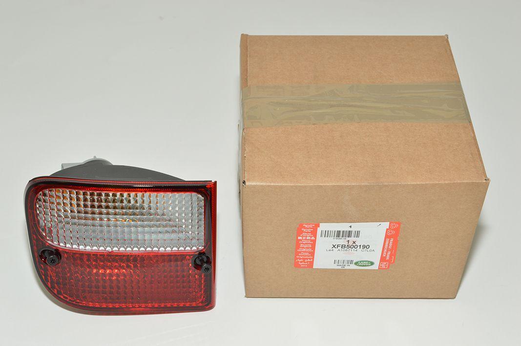 Lamp Assy - Rear Bumper LH