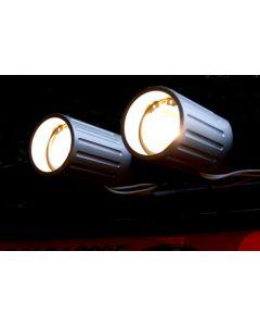 X-Lite 46mm Black Spot Light - STOCK CLEARANCE