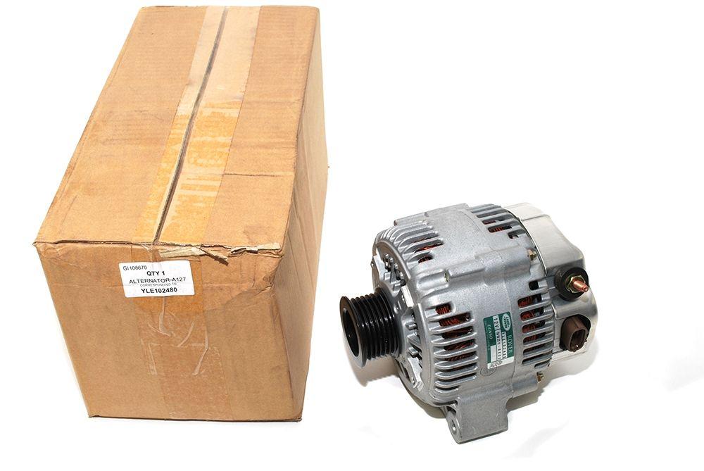 Alternator 120amp - 2.5 V6 Petrol